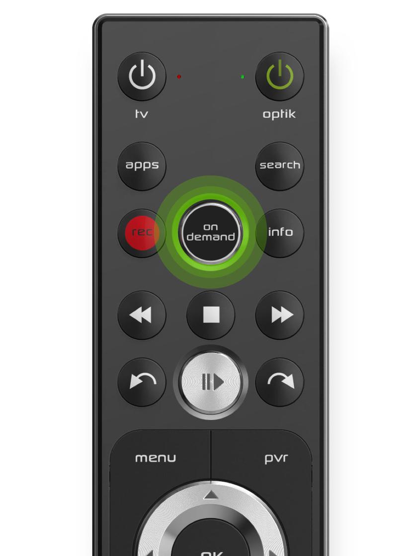 Telus optik tv on demand for Tv on demand